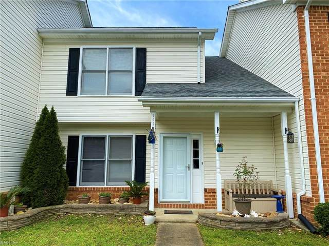 105 Greystone Walk, York County, VA 23692 (#10369831) :: Berkshire Hathaway HomeServices Towne Realty