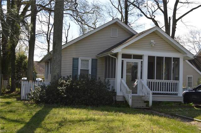 2114 North Mallory St, Hampton, VA 23664 (#10369838) :: Berkshire Hathaway HomeServices Towne Realty