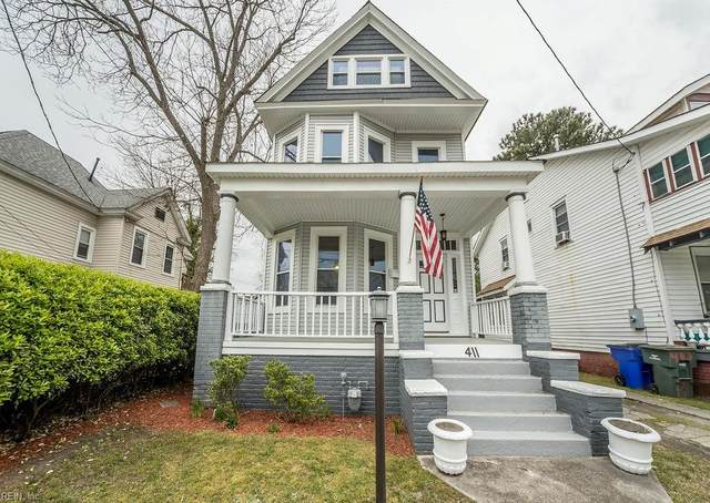 411 W 35th St, Norfolk, VA 23508 (#10369842) :: Berkshire Hathaway HomeServices Towne Realty
