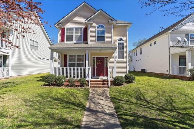216 Bailey Park Dr, Hampton, VA 23669 (#10369846) :: The Bell Tower Real Estate Team