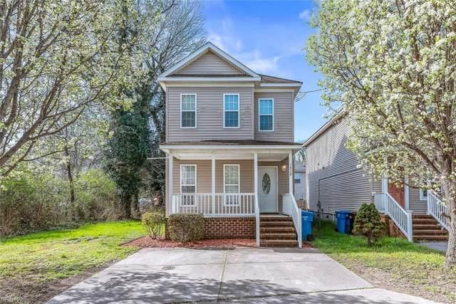 1828 Warfield St, Chesapeake, VA 23323 (#10369852) :: Berkshire Hathaway HomeServices Towne Realty