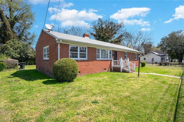 26 W Taylor Ave, Hampton, VA 23663 (#10369859) :: Crescas Real Estate