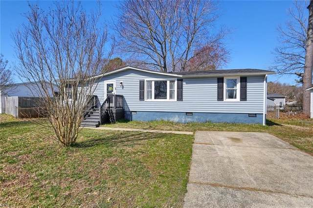 304 Cattail Ln, York County, VA 23693 (#10369877) :: Verian Realty