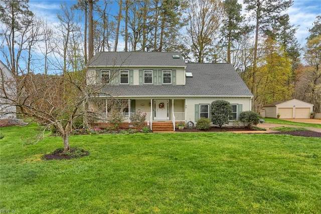 117 Elm Lake Way, York County, VA 23693 (#10369882) :: Atlantic Sotheby's International Realty