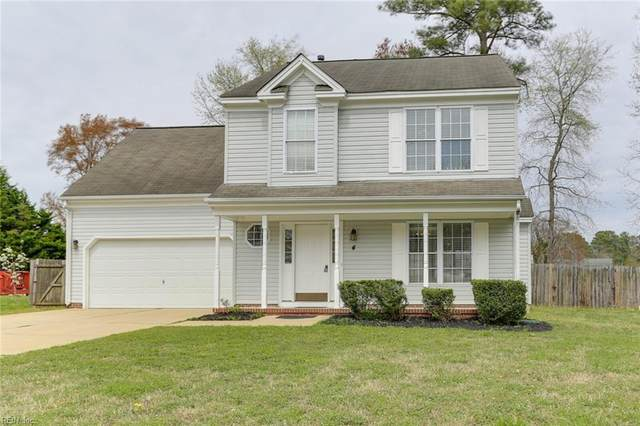 4 Clydesdale Ct, Hampton, VA 23666 (#10369907) :: Encompass Real Estate Solutions