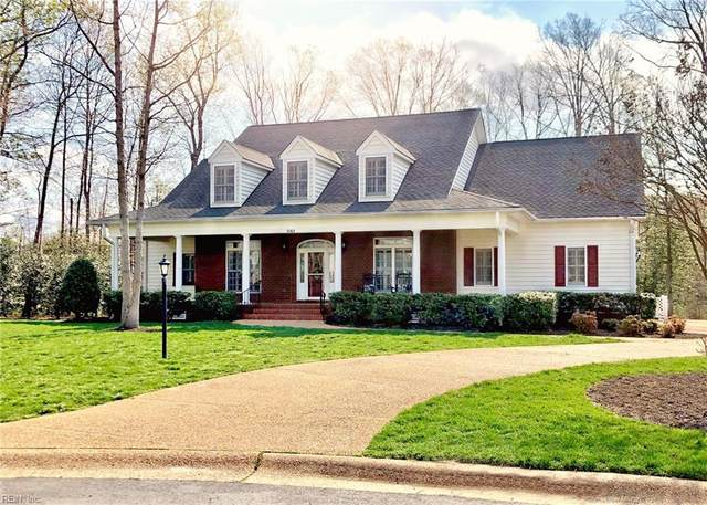 3063 Torrington Trl, James City County, VA 23188 (#10369921) :: The Bell Tower Real Estate Team