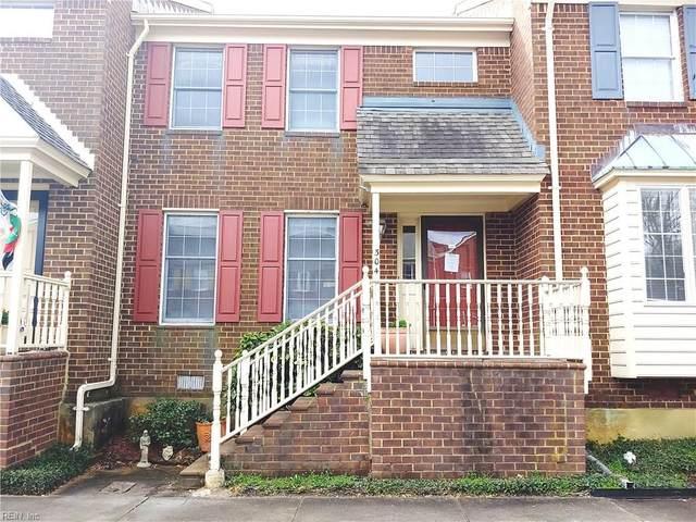 304 Worthington Sq #8, Portsmouth, VA 23704 (MLS #10369922) :: AtCoastal Realty