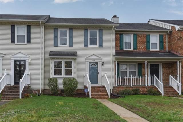 333 San Roman Dr, Chesapeake, VA 23322 (#10369932) :: Crescas Real Estate