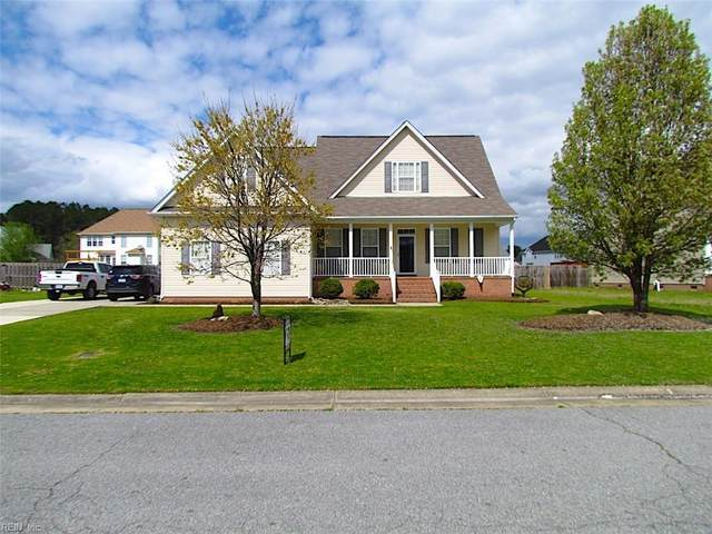10443 Sylvia Cir, Isle of Wight County, VA 23487 (#10369934) :: The Bell Tower Real Estate Team