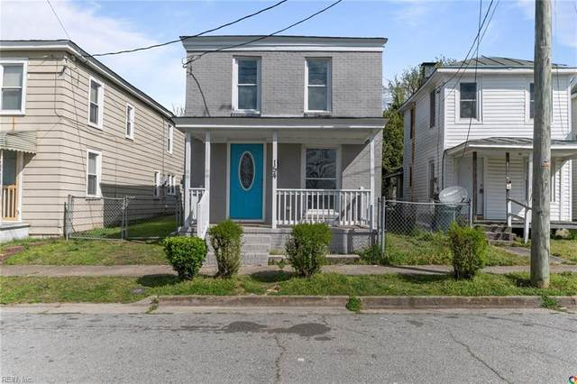 154 Tynes St, Suffolk, VA 23434 (#10369943) :: RE/MAX Central Realty