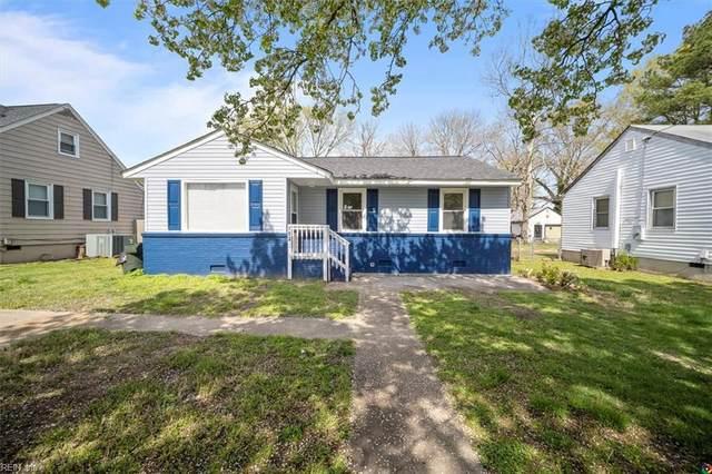 703 Hudson Ter, Newport News, VA 23605 (MLS #10369958) :: AtCoastal Realty