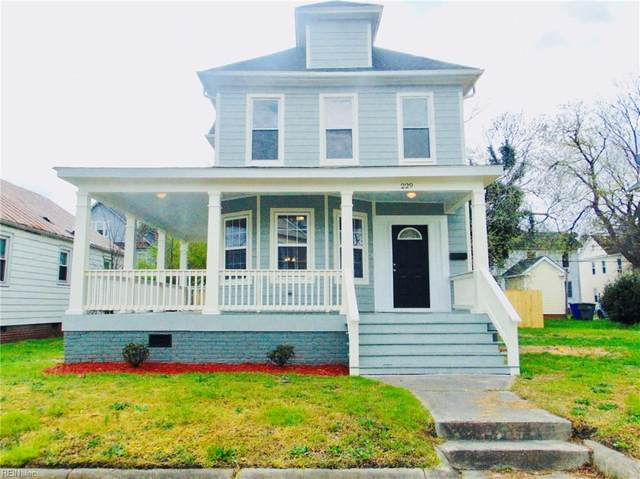 229 E Indian River Rd, Norfolk, VA 23523 (#10369965) :: The Bell Tower Real Estate Team
