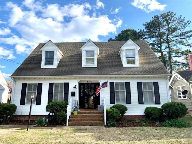 1061 Manchester Ave, Norfolk, VA 23508 (#10369980) :: The Bell Tower Real Estate Team