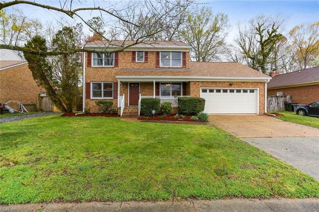 36 Westview Dr, Hampton, VA 23666 (#10369995) :: Berkshire Hathaway HomeServices Towne Realty