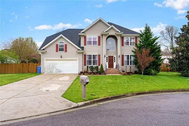 805 Gresham Way, Chesapeake, VA 23323 (#10370001) :: Berkshire Hathaway HomeServices Towne Realty