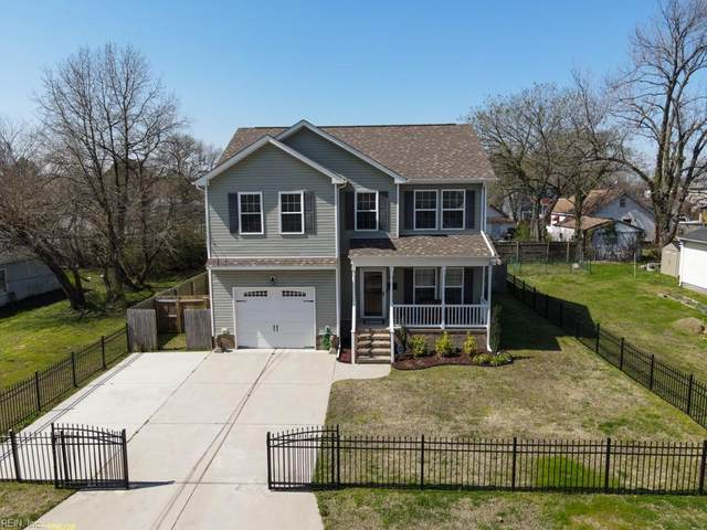 711 Childs Ave, Hampton, VA 23661 (#10370009) :: Crescas Real Estate