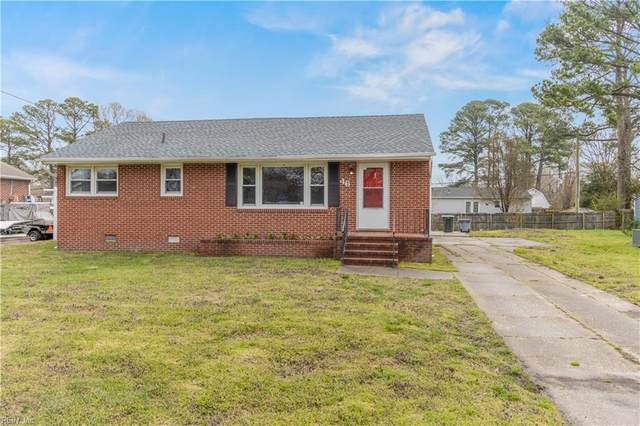 46 Glenhaven Dr, Hampton, VA 23664 (MLS #10370019) :: AtCoastal Realty