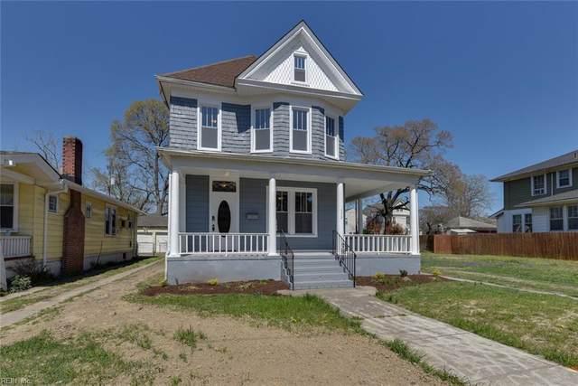 2628 Marlboro Ave, Norfolk, VA 23504 (#10370022) :: Team L'Hoste Real Estate