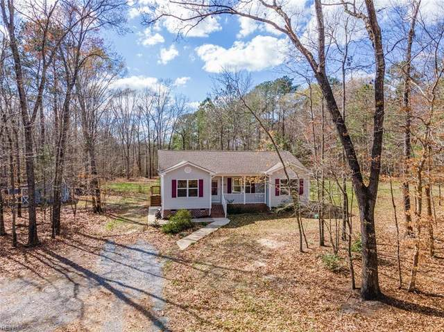 27126 Ballard Rd, Isle of Wight County, VA 23315 (#10370030) :: Berkshire Hathaway HomeServices Towne Realty