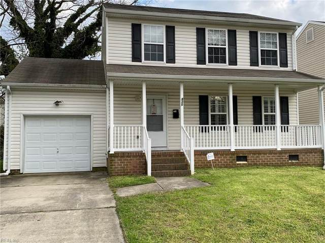 820 28th St, Newport News, VA 23607 (#10370108) :: Abbitt Realty Co.
