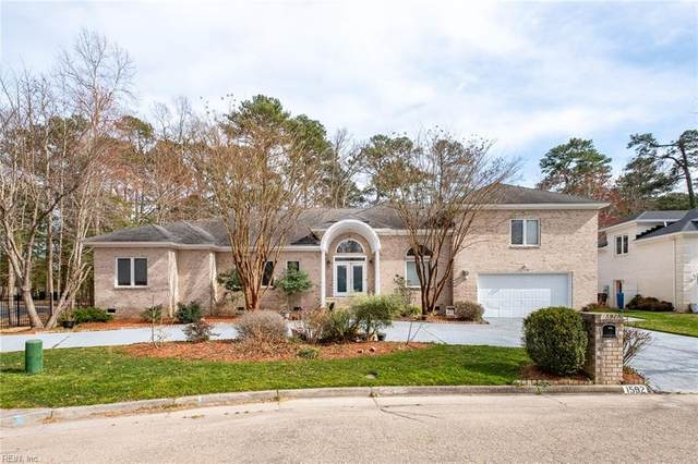1592 Godfrey Ln, Virginia Beach, VA 23454 (#10370112) :: Berkshire Hathaway HomeServices Towne Realty