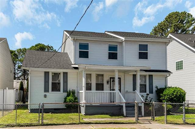 7435 Pomona St, Norfolk, VA 23513 (#10370116) :: Momentum Real Estate