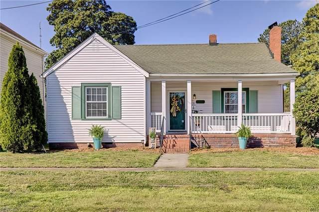 3618 Mariner Ave, Portsmouth, VA 23703 (#10370119) :: Atkinson Realty