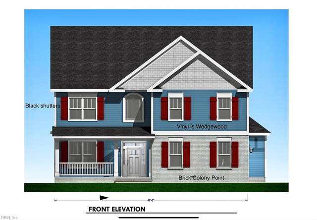 2426 Sanderson Rd, Chesapeake, VA 23322 (#10370145) :: Abbitt Realty Co.