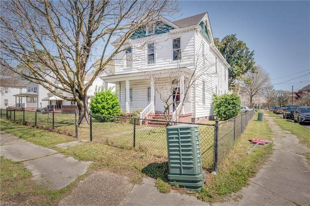 920 Reservoir Ave, Norfolk, VA 23504 (#10370147) :: Crescas Real Estate