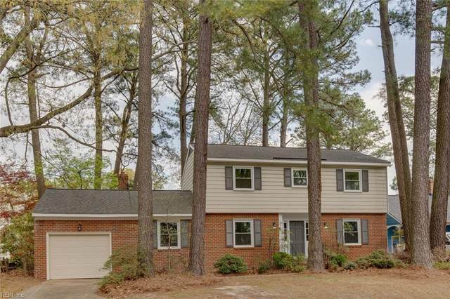 125 Garrett Dr, Hampton, VA 23669 (#10370180) :: The Bell Tower Real Estate Team