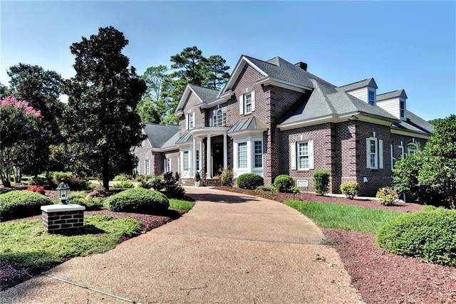 121 Mid Ocean, James City County, VA 23188 (#10370189) :: Abbitt Realty Co.