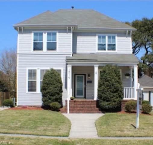1314 Hillside Ave, Norfolk, VA 23503 (#10370253) :: Verian Realty
