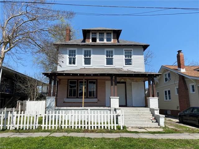 416 W 28th St, Norfolk, VA 23508 (#10370259) :: Atlantic Sotheby's International Realty