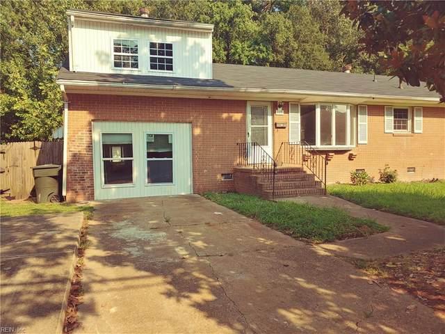113 Prince George Dr, Hampton, VA 23669 (#10370280) :: Crescas Real Estate