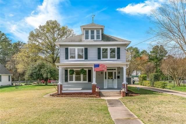 914 Poquoson Ave, Poquoson, VA 23662 (#10370286) :: Atlantic Sotheby's International Realty