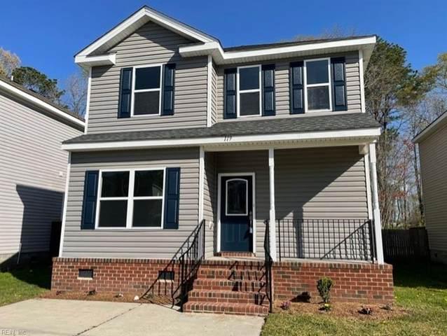 119 Welch Ln, Chesapeake, VA 23320 (#10370315) :: Crescas Real Estate