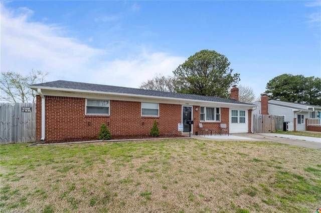 1108 Baskerville Ln, Portsmouth, VA 23701 (#10370340) :: RE/MAX Central Realty