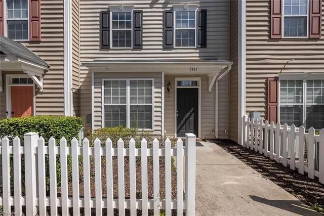 1311 Teton Cir #68, Suffolk, VA 23435 (#10370344) :: Momentum Real Estate