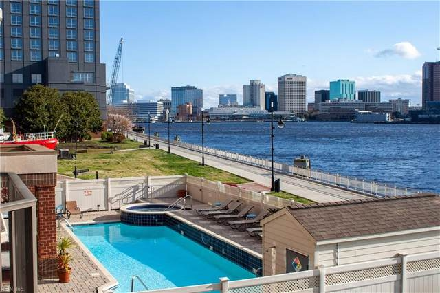 475 Water St #207, Portsmouth, VA 23704 (#10370346) :: RE/MAX Central Realty
