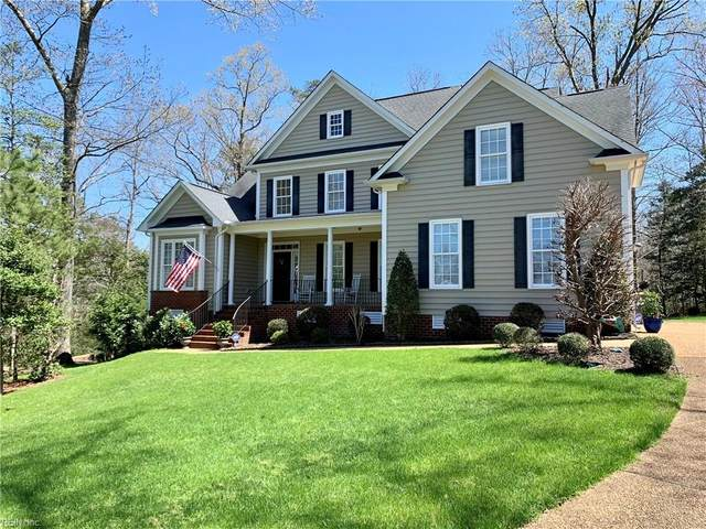 9920 Perch Tree Ln, James City County, VA 23168 (#10370348) :: The Bell Tower Real Estate Team