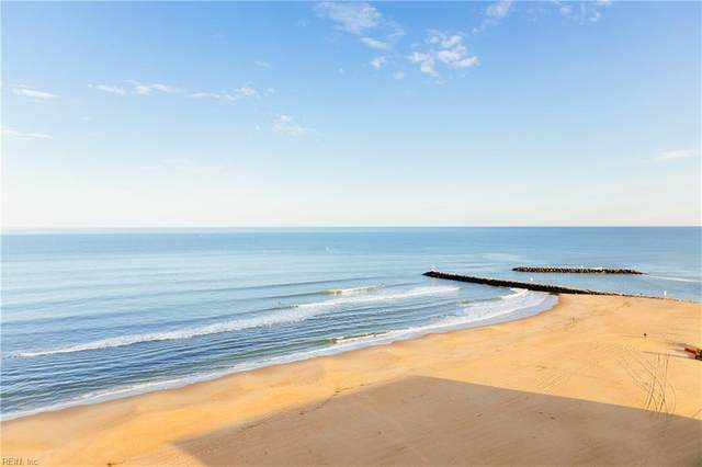303 Atlantic Ave #1404, Virginia Beach, VA 23451 (#10370362) :: Tom Milan Team