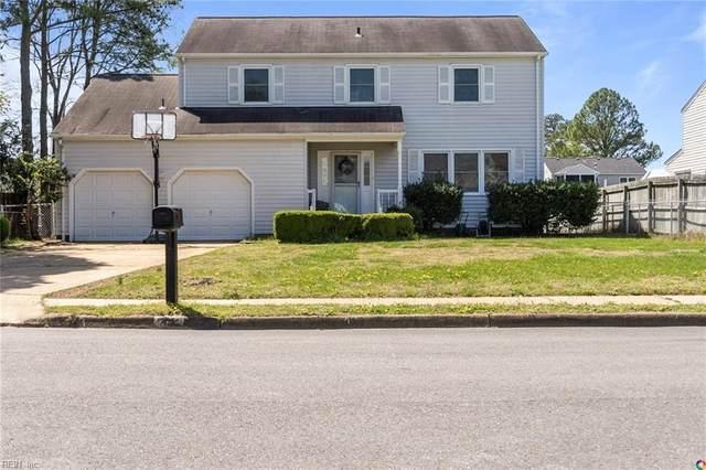 12 Zilber Ct, Hampton, VA 23669 (#10370368) :: The Bell Tower Real Estate Team