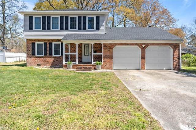 30 Ridgewood Pw, Newport News, VA 23608 (#10370386) :: The Bell Tower Real Estate Team