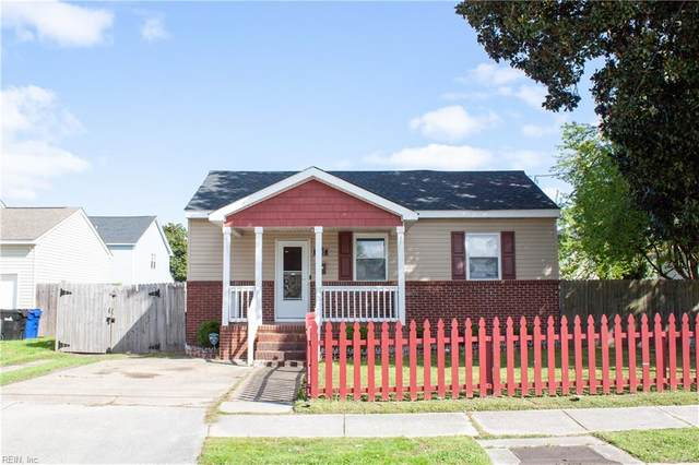 3232 Knox St, Portsmouth, VA 23704 (#10370414) :: The Bell Tower Real Estate Team