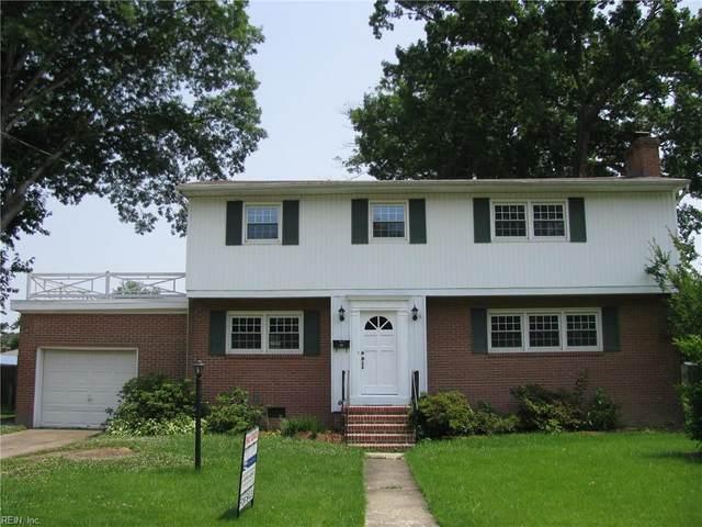 11 Lois Ln, Newport News, VA 23608 (#10370439) :: Atlantic Sotheby's International Realty