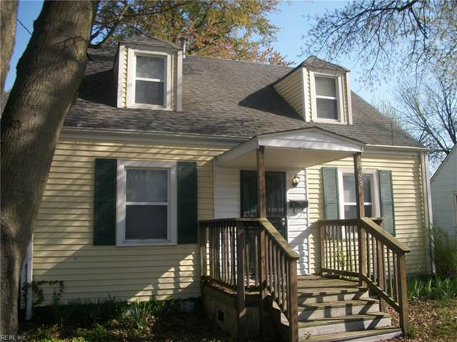 3308 Brighton St, Portsmouth, VA 23707 (#10370440) :: Verian Realty