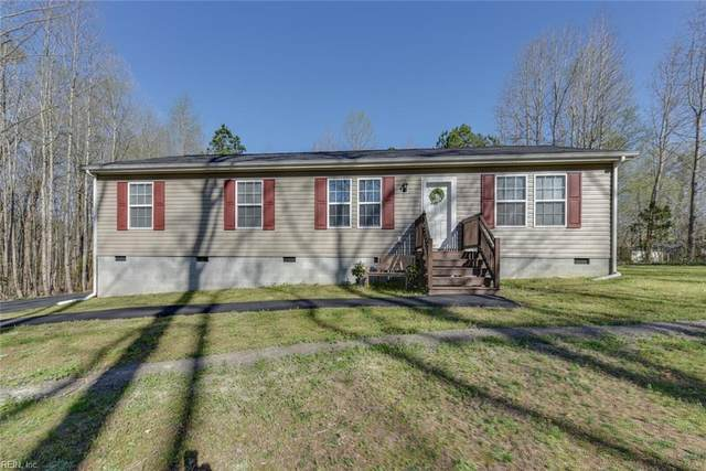 14306 Courthouse Hwy, Isle of Wight County, VA 23430 (#10370453) :: Verian Realty
