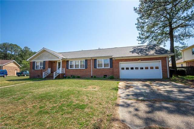 4417 Templar Dr, Portsmouth, VA 23703 (#10370455) :: The Bell Tower Real Estate Team