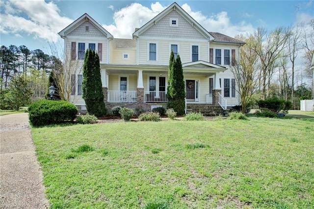 208 Marshall Ln, Isle of Wight County, VA 23314 (#10370458) :: Rocket Real Estate