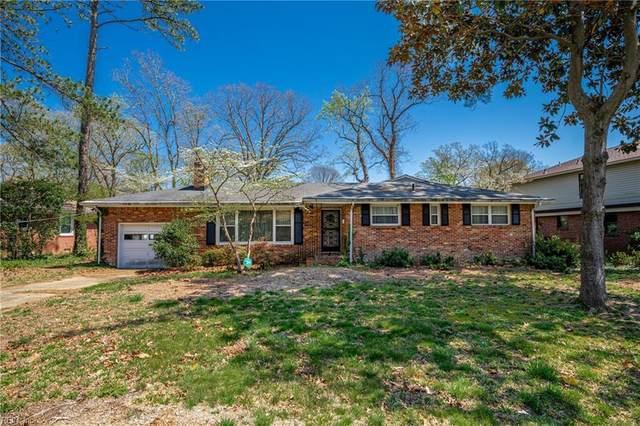 8204 Bison Ave, Norfolk, VA 23518 (#10370484) :: Crescas Real Estate